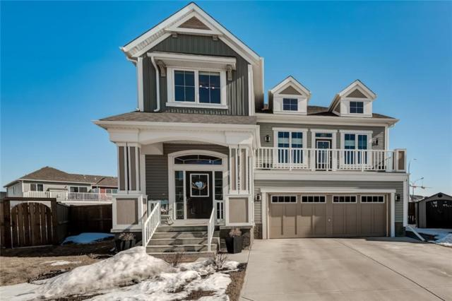 540 Windbrook Heights SW, Airdrie, AB T4B 3X3 (#C4235961) :: The Cliff Stevenson Group