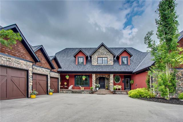 16 Woodland Rise, Rural Rocky View County, AB T3R 1G9 (#C4235972) :: Calgary Homefinders