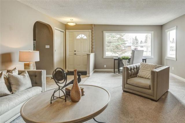 1292 Northmount Drive NW, Calgary, AB T2L 0E4 (#C4236616) :: Calgary Homefinders