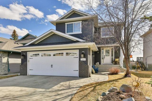 117 Stonegate Place NW, Airdrie, AB T4B 2P3 (#C4236856) :: Redline Real Estate Group Inc