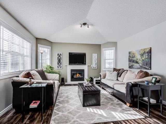 108 Cimarron Grove Circle, Okotoks, AB T1S 2L9 (#C4237195) :: Calgary Homefinders