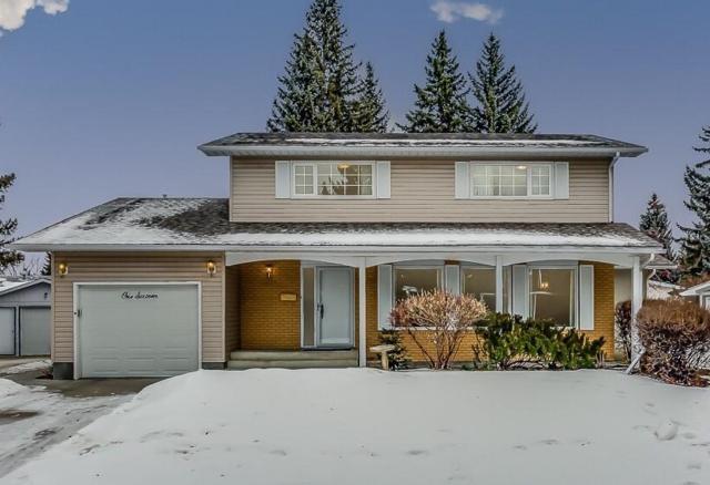 116 Oakdale Place SW, Calgary, AB T2V 3Y8 (#C4237231) :: Calgary Homefinders