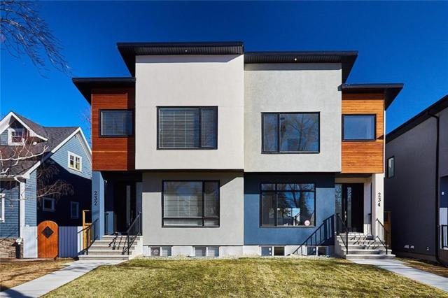 234 24 Avenue NE, Calgary, AB T3E 1W8 (#C4237623) :: Calgary Homefinders