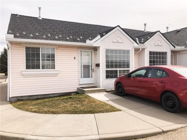 209 Woodside Drive NW #9, Airdrie, AB T4B 2E7 (#C4238147) :: Redline Real Estate Group Inc