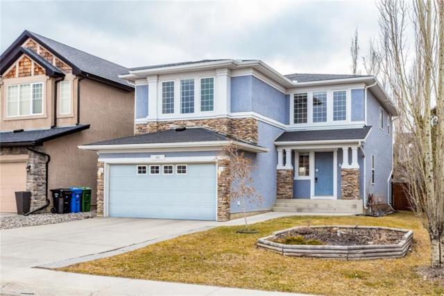 141 Chapala Grove SE, Calgary, AB T2X 3V6 (#C4238161) :: Redline Real Estate Group Inc