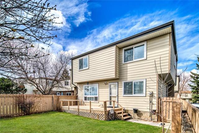 1845 Lysander Crescent SE #84, Calgary, AB T2C 1X9 (#C4238553) :: Redline Real Estate Group Inc