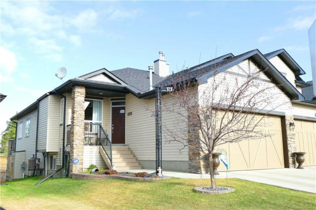 321 Crystal Green Rise, Okotoks, AB T1S 2N5 (#C4238666) :: The Cliff Stevenson Group