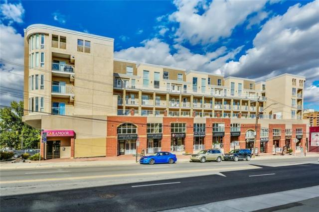 1540 17 Avenue SW #202, Calgary, AB T2T 0C8 (#C4238684) :: Redline Real Estate Group Inc