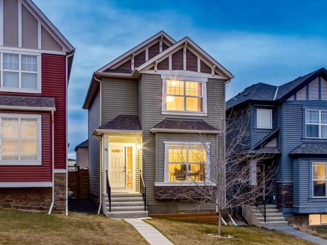 36 Sage Bank Link NW, Calgary, AB T3R 0J8 (#C4238833) :: Calgary Homefinders