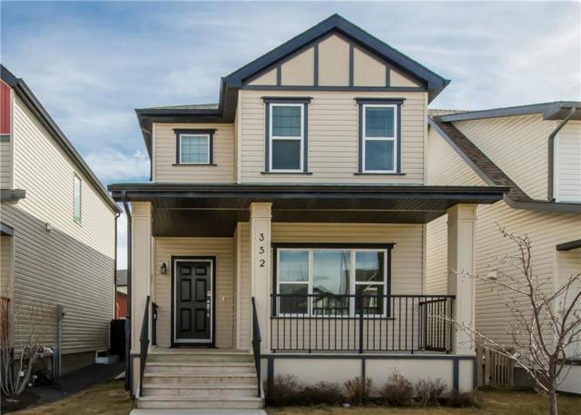 352 Copperpond Boulevard SE, Calgary, AB T2Z 0Z7 (#C4239105) :: Canmore & Banff
