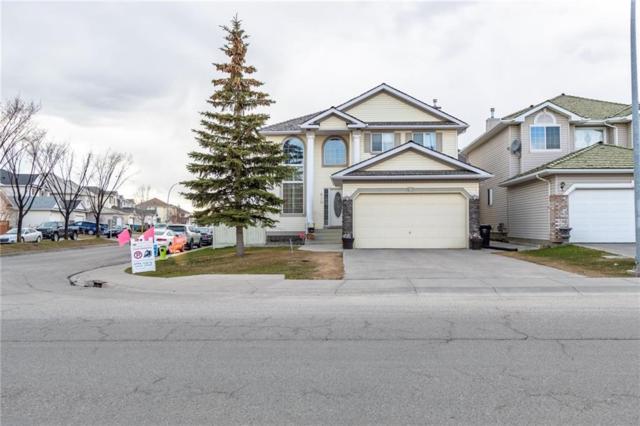 610 Coral Springs Boulevard NE, Calgary, AB T3J 3W7 (#C4239199) :: The Cliff Stevenson Group