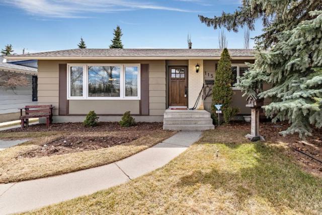 115 Lake Wapta Rise SE, Calgary, AB T2J 2N1 (#C4239331) :: Redline Real Estate Group Inc