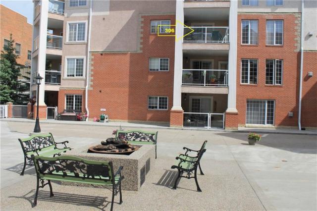 8535 Bonaventure Drive SE #306, Calgary, AB T2H 3A1 (#C4240824) :: Redline Real Estate Group Inc
