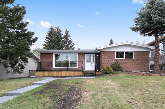 2708 Crawford Road NW, Calgary, AB T2L 1E1 (#C4240945) :: Redline Real Estate Group Inc