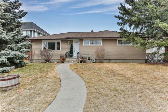4919 Graham Drive SW, Calgary, AB T3E 4L3 (#C4240949) :: Redline Real Estate Group Inc