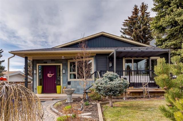 2704 Crawford Road NW, Calgary, AB T2L 1E1 (#C4241223) :: Redline Real Estate Group Inc