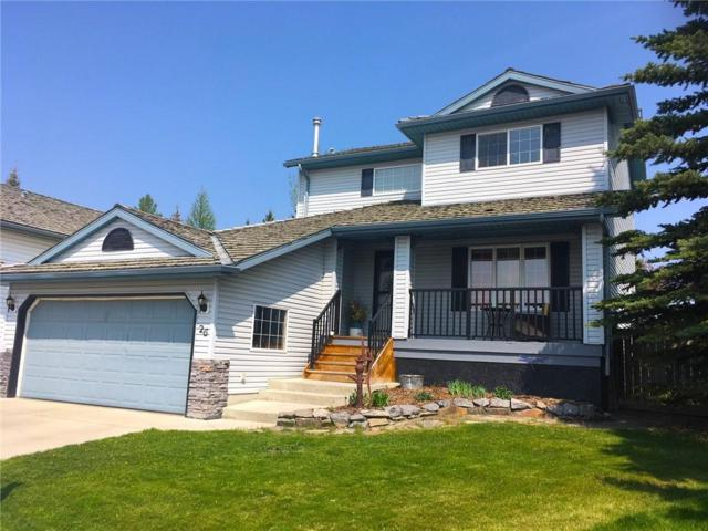 26 West Hall Place, Cochrane, AB T4C 1M5 (#C4241312) :: Redline Real Estate Group Inc