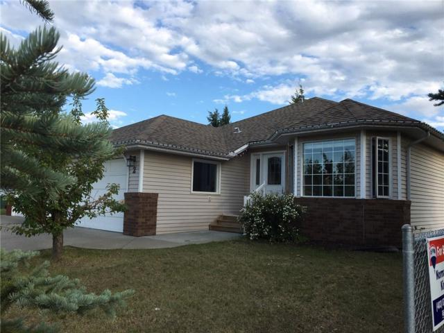 2 West Mackay Crescent, Cochrane, AB T4C 1J8 (#C4241446) :: Redline Real Estate Group Inc