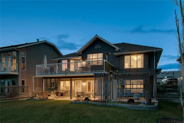 127 Lakeside Greens Court, Chestermere, AB T1X 1C7 (#C4241558) :: Redline Real Estate Group Inc