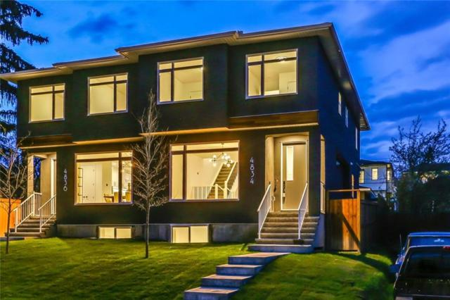 4834 20 Avenue NW, Calgary, AB T3B 0V3 (#C4242230) :: Redline Real Estate Group Inc
