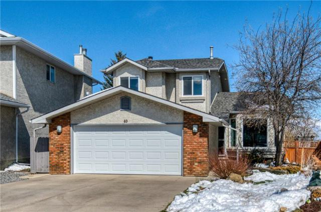 40 Sandpiper Way NW, Calgary, AB T3K 3C6 (#C4242486) :: Calgary Homefinders