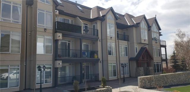 141 Mountain Street #205, Cochrane, AB  (#C4242563) :: The Cliff Stevenson Group