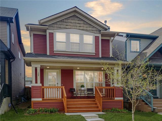 155 Auburn Bay Heights SE, Calgary, AB T3M 0A7 (#C4242774) :: Redline Real Estate Group Inc