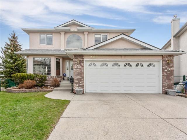 220 Woodpark Bay SW, Calgary, AB T2H 6H2 (#C4242908) :: Redline Real Estate Group Inc
