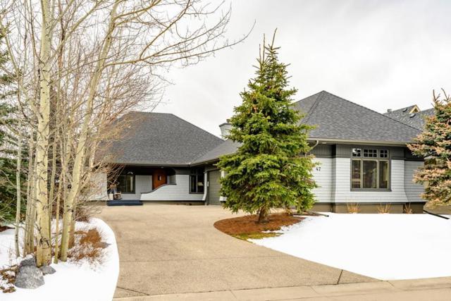 47 Golden Aspen Crest, Rural Rocky View County, AB T3Z 3E6 (#C4242913) :: The Cliff Stevenson Group