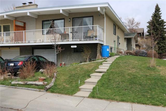 7011 Hunterville Road NW, Calgary, AB T2K 4J7 (#C4243076) :: Redline Real Estate Group Inc