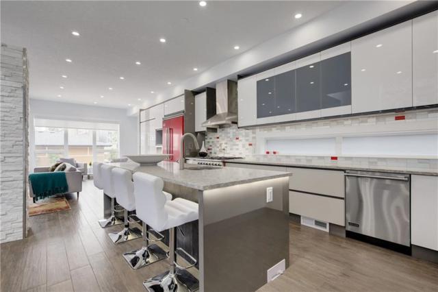 3831 1 Street SW, Calgary, AB T2S 1R2 (#C4243131) :: Redline Real Estate Group Inc