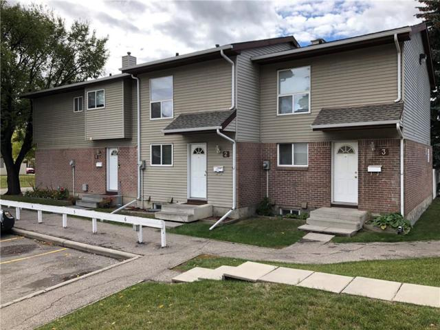 64 Whitnel Court NE #3, Calgary, AB T1Y 5E3 (#C4243219) :: Redline Real Estate Group Inc