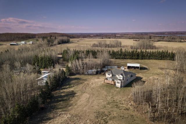 45078 Twp Rd 421, Rural Ponoka County, AB T4H 1P5 (#C4243223) :: Redline Real Estate Group Inc