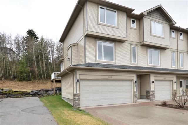 149 Crawford Drive, Cochrane, AB T4C 2G7 (#C4243252) :: Calgary Homefinders