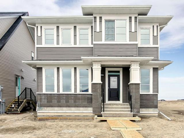 71 Coopersfield Park, Airdrie, AB T4B 4K8 (#C4243257) :: The Cliff Stevenson Group