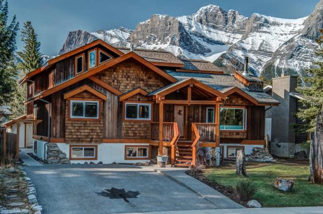 1009 15 Street, Canmore, AB T1W 1V3 (#C4243448) :: The Cliff Stevenson Group