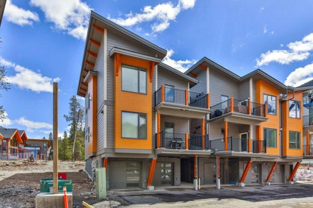 1101 Three Sisters Parkway 301H, Canmore, AB T1W 0L3 (#C4243687) :: Canmore & Banff