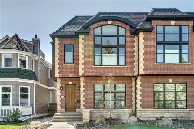 1653 Broadview Road NW, Calgary, AB T2N 3H2 (#C4244198) :: The Cliff Stevenson Group