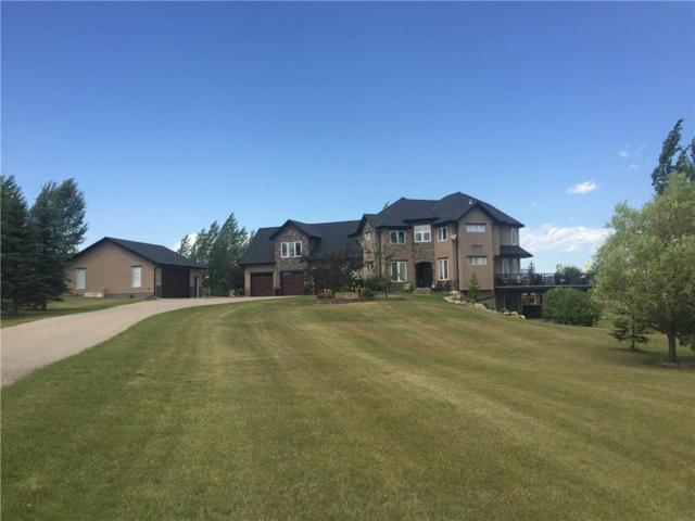 28 Shannon Loop, Rural Foothills County, AB T1S 5B3 (#C4244308) :: Virtu Real Estate