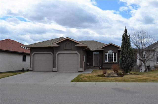 61 West Terrace Drive, Cochrane, AB T4C 1S3 (#C4244337) :: The Cliff Stevenson Group