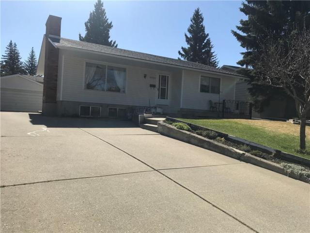 9924 Oakridge Road SW, Calgary, AB T2V 4A5 (#C4244381) :: The Cliff Stevenson Group