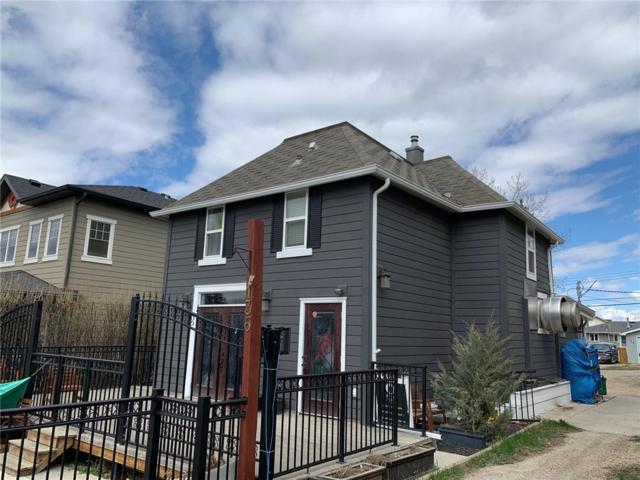 136 1 Avenue NE, Airdrie, AB T4B 2B6 (#C4244538) :: Redline Real Estate Group Inc