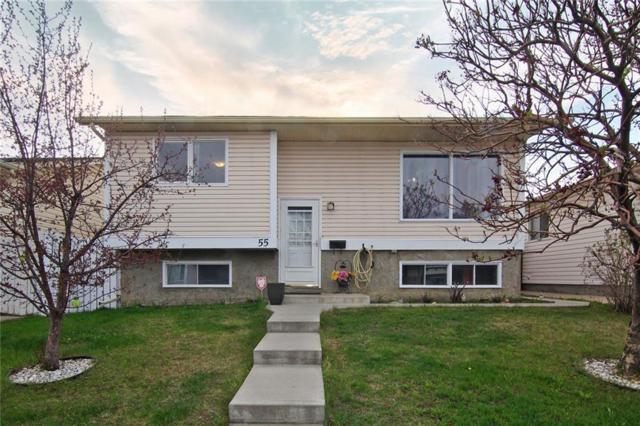 55 Faldale Close NE, Calgary, AB T3J 1V9 (#C4244612) :: Redline Real Estate Group Inc