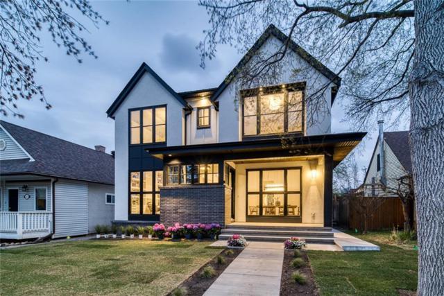 2313 2 Avenue NW, Calgary, AB T2N 0H3 (#C4244706) :: Redline Real Estate Group Inc