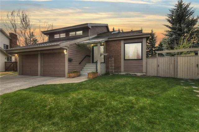 127 Canterville Road SW, Calgary, AB T2W 4R2 (#C4244735) :: The Cliff Stevenson Group