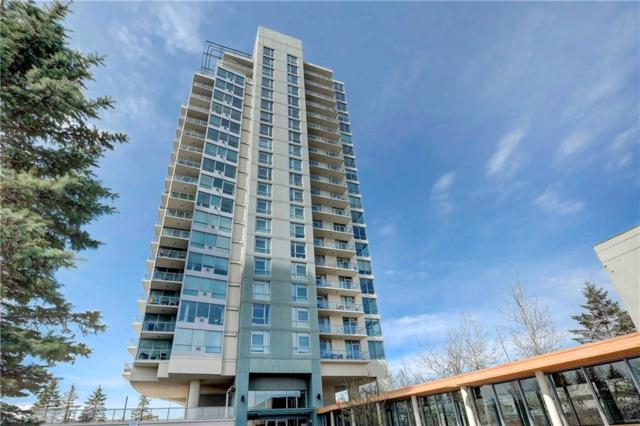 55 Spruce Place SW #2106, Calgary, AB T3C 3X5 (#C4245599) :: The Cliff Stevenson Group