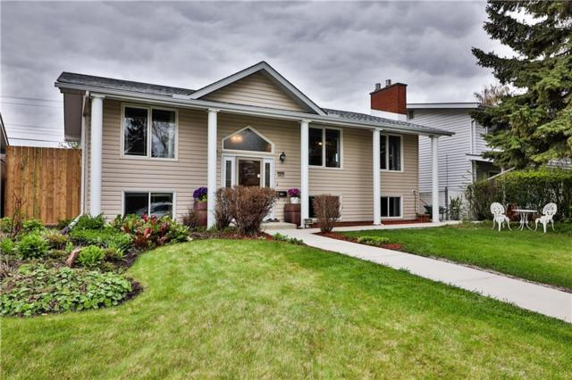 1015 Maplecroft Road SE, Calgary, AB T2J 1W9 (#C4245867) :: Redline Real Estate Group Inc