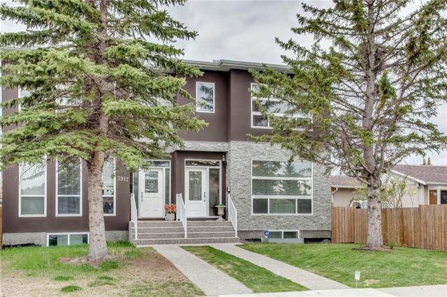 7919 47 Avenue NW, Calgary, AB T3B 1Z2 (#C4245929) :: Canmore & Banff