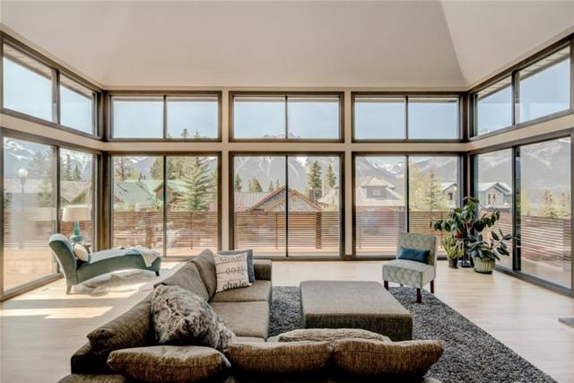 228 Benchlands Terrace Terrace, Canmore, AB T1W 1G1 (#C4246203) :: Canmore & Banff