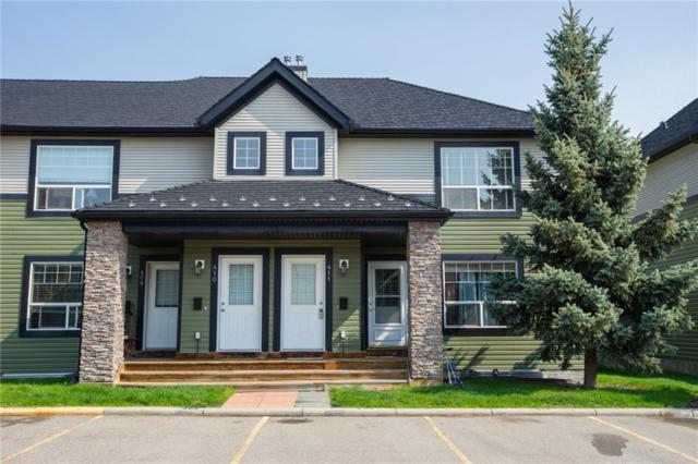 140 Sagewood Boulevard SW #411, Airdrie, AB T4B 3H5 (#C4247563) :: Redline Real Estate Group Inc